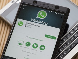 WhatsApp for BlackBerry 10 is dead, time to switch to a KEYone or Motion!