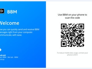 BBM Desktop is now a thing for Android BBM beta users!