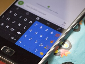 BlackBerry Keyboard app updated with bug fixes and improvements