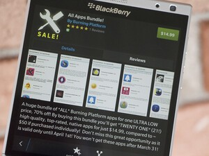Grab all 21 of Burning Platform's BlackBerry 10 apps for one low price!