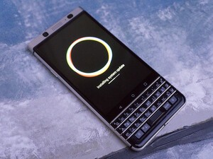 BlackBerry KEYone March Android security update rollout has begun