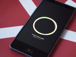 BlackBerry Motion March Android security update now available