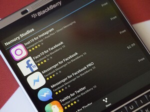 Nemory Studios BlackBerry 10 apps updated with new payment system options