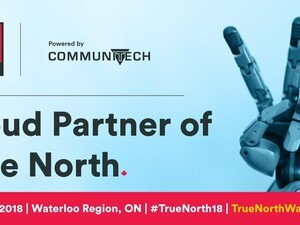 BlackBerry Mobile sponsoring #TrueNorth18 conference and festival