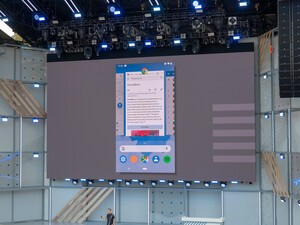 Google shows off new gesture navigation controls in Android P Beta