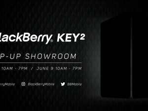 BlackBerry Mobile announces pop-up showroom to show off the BlackBerry KEY2