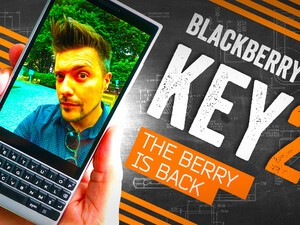 MrMobile goes hands-on with the BlackBerry KEY2