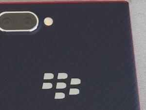 """BlackBerry KEY2 """"Lite"""" leaks in hands-on photo"""