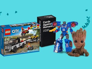 Best Prime Day Kid & Toy Deals: Games, Action Figures, Lego, School