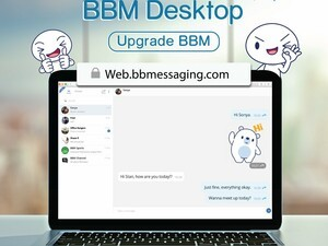 Latest BBM beta brings an enhanced BBM Desktop experience
