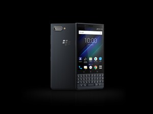 Rogers looks all set to release the BlackBerry KEY2 LE on October 5th