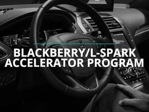 BlackBerry announces finalists for L-Spark accelerator program