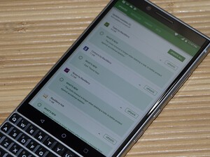 BlackBerry Hub beta update brings stability and notification improvements