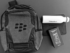Enter to win a BlackBerry KEY2 LE and limited edition BlackBerry swag