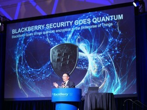 BlackBerry adds quantum-resistant solution to their cybersecurity tools