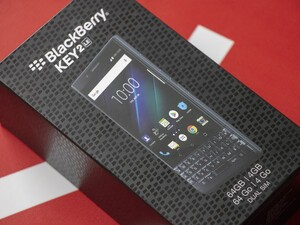 BlackBerry KEY2 LE now back in stock again at Amazon