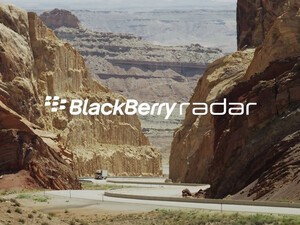 BlackBerry Radar wins Telematics Innovation Award from IoT Breakthrough