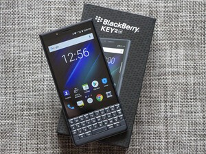 BlackBerry KEY2 LE arrives in Hong Kong starting November 15