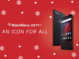 The BlackBerry KEY2 LE in Atomic is now available for pre-order in Europe!
