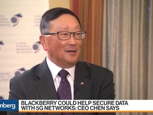 John Chen discusses privacy, security and 5G networks