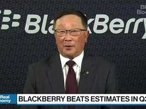 John Chen discusses latest earnings and what's ahead for BlackBerry in 2019