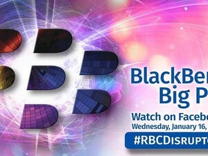 Register for the RBC Disruptors: BlackBerry's Big Pivot event