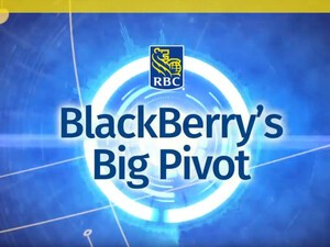John Chen discusses BlackBerry's big pivot with RBC Disruptors