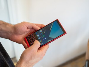 Enter to win a BlackBerry KEY2 Red Edition from CrackBerry