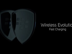 BlackBerry Evolve X wireless charger now available from Amazon India