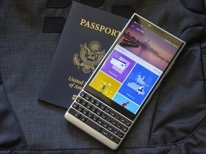 Five of the best Android travel apps for BlackBerry fans!