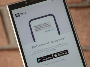 You don't REALLY have to say goodbye to BBM, switch to BBMe!