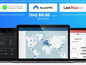BlackBerry Cylance, NordVPN, and LastPass team up to offer security bundle!