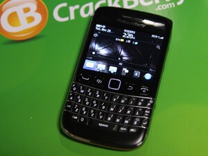 Official OS 7.1.0.523 for the BlackBerry Bold 9790 from Telus Mobility