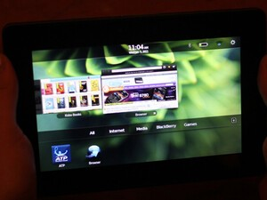 BlackBerry PlayBook OS Update v.1.0.7.2650 no longer available