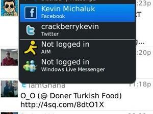 CrackBerry Poll: Do you use Social Feeds in BlackBerry 6?