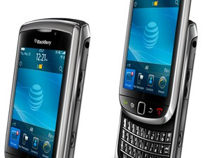 BlackBerry Torch 9800 First Impressions