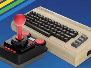 Throw it way back with The C64 Mini for $60