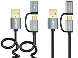 Canada Deal: Grab two of Choetech's 2-in-1 cables for just $8 today