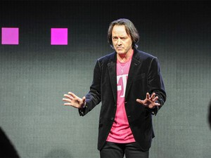John Legere gets fired up about future of mobile internet