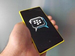 New BBM 1.2.0.12 update for Windows Phone released