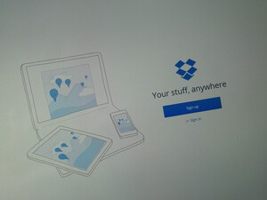 Dropbox loses uploaded files with file deletion bug