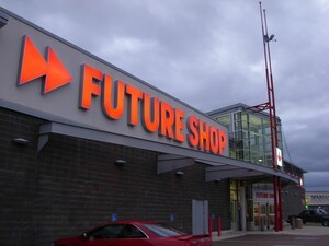 Future Shop in Canada to end