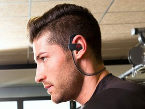 Grab these GO-X3 Bluetooth headphones at 50% off!
