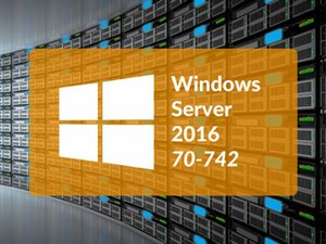 Get lifetime access to this MCSA Windows Server 2016 bundle for just $29
