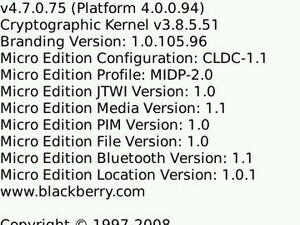 Get It: OS 4.7.0.75 for the Verizon BlackBerry Storm 9530!!