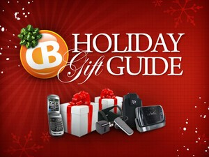 CrackBerry Holiday Gift Guide - Gifts for Mom and Dad