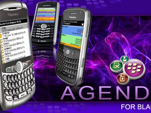 Agendus for BlackBerry: PIM meets RIM