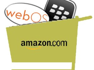If Amazon is going to buy a mobile platform, do you think it should be webOS or BlackBerry?