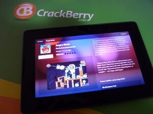 Angry Birds for BlackBerry PlayBook Now Available!