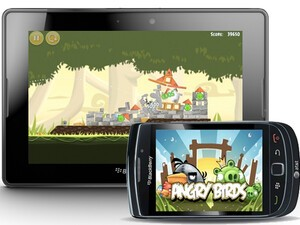 Want Angry Birds for BlackBerry? Read This...